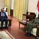 وزير الخارجية المصري يبحث تطورات ملف مفاوضات سد النهضة مع