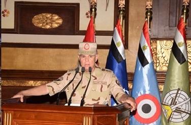 رئيس أركان الجيش المصري يشدد على أهمية الاستعداد القتالي للقوات – قناة الغد