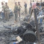 سوريا.. 12 قتيلا و20 مصابا جراء تفجير عفرين