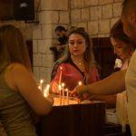 فيديو  تعرف على دير مارجرجس الحميراء بسوريا