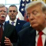 تصريحات نارية للرئيس الأمريكي بشأن مستشاره السابق جون بولتون