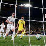 ريال مدريد يتعادل مع مستضيفه فياريال
