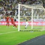 ثنائية ياجور تقود ضمك لفوزه الأول في الدوري السعودي