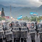 السلفادور تتأهب أمنيا على الحدود لمنع عبور المهاجرين