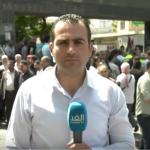 الفلسطينيون يحتشدون لمواصلة الاحتجاجات المنددة باستشهاد الأسير بسام السايح