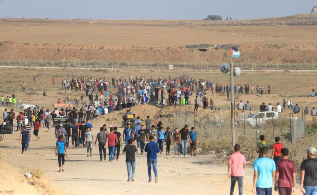 تحت شعار «لا للتطبيع».. غزة تستعد للجمعة الـ79 من مسيرات العودة – قناة الغد