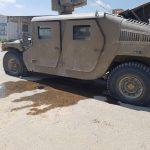 جيش الاحتلال: طائرة مسيرة فلسطينية تصيب مركبة عسكرية