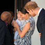 صور| الأمير هاري يواصل جولته الأفريقية