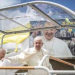البابا فرنسيس في موريشيوس المحطة الأخيرة من جولته الإفريقية