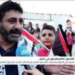 لأول مرة.. حفل فني في عين الحلوة للتنديد بقرار وزير العمل اللبناني ضد الفلسطينيين