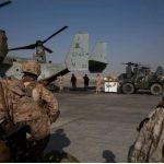 الجيشالأمريكي ينسحب جزئيا من أفغانستان