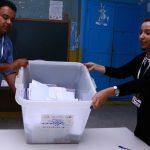 التونسيون يصوتون بالخارج.. وإقبال على السفارة بالقاهرة