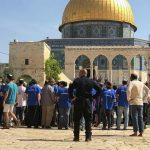 الاحتلال الإسرائيلي يقتحم المسجد الأقصى ويصادر أراضٍ في بيت لحم