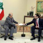 الحريري: عقدتُ جلسة طويلة مع الرئيس اللبناني والأجواء إيجابية