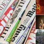 نافذة على الصحافة العالمية: سقوط الرأسمالية.. الولايات الشيوعية الأمريكية!