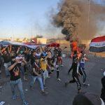 العراق.. تجدد الاشتباكات بين قوات الأمن والمتظاهرين