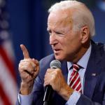 مرشح انتخابات الرئاسة الأمريكية يدين العنف في التظاهرات بالبلاد