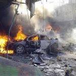 مقتل 3 وإصابة 5 في انفجار سيارة ملغومة جنوب اليمن