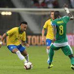 تعادل البرازيل والسنغال 1-1 وديا