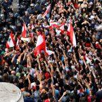 السعودية تناشد مواطنيها في لبنان الابتعاد عن التظاهرات