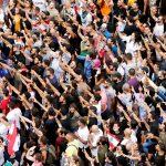 الجيش اللبناني يعلن تضامنه مع مطالب المتظاهرين