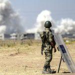 مقتل جندي تركي في تل أبيض السورية رغم وقف إطلاق النار