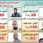الأسير أحمد غنام .. 100 يوم من الإضراب عن الطعام في مواجهة الاحتلال