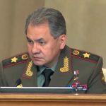 شويجو: روسيا ستزيد عدد أفراد الشرطة العسكرية الروسية قرب الحدود السورية التركية