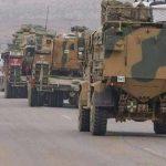 تركيا وأمريكا بحثتا خطوات لإقامة منطقة آمنة بسوريا بعد هجوم تركي