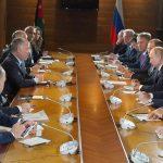 القضية الفلسطينية تتصدر مباحثات العاهل الأردني مع الرئيس الروسي