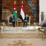 السيسي: مصر ترفض العدوان التركي على سيادة سوريا