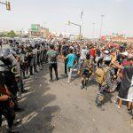 تصاعد التظاهرات في العراق وعدد القتلى يصل لـ7 أشخاص