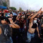 احتجاجات العراق.. 60 قتيلا وأكثر من 1600 جريح