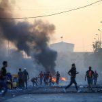الداخلية العراقية: مقتل 104 وإصابة أكثر من 6000 في اضطرابات البلاد