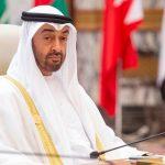 ولي عهد أبوظبي يبحث التعاون الدفاعي مع مسؤول بريطاني