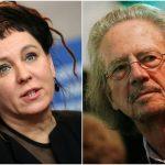النمساوي بيتر هاندكه والبولندية أولجا توكاركوك يفوزان بجائزة نوبل للآداب