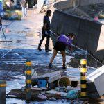 ارتفاع عدد ضحايا الإعصار هاجيبيس في اليابان إلى 18 شخصا