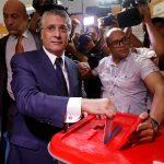 المرشح الرئاسي التونسي نبيل القروي يعترف بهزيمته ويهنئ سعيد