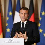 الرئيس الفرنسي يعرب عن دعمه لجونسون والشعب البريطاني