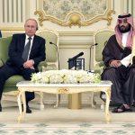 ولي العهد السعودي يعقد محادثات رسمية مع الرئيس الروسي