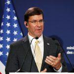 وزير الدفاع الأمريكي يتوقع انتقال القوات المنسحبة من سوريا إلى العراق