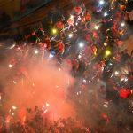 بيروت| الأمن يستخدم الغاز في الاحتجاجات وإصابة العشرات