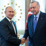 بوتين وأردوغان يبحثان العملية التركية في سوريا يوم الثلاثاء