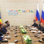بوتين يدق ساعة العودة إلى أفريقيا