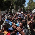 3 انفجارات تهز أديس أبابا خلال احتجاجات وسقوط قتلى وجرحى