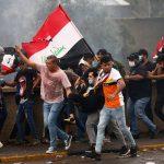 مقتل 4 متظاهرين بالرصاص الحي في جنوب العراق