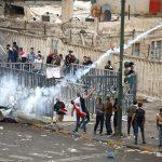 الأمن العراقي يسيطر على ميناء أم قصر بالبصرة وسط استمرار الاحتجاجات