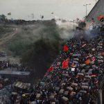 المرصد العراقي: الأمن يطلق الرصاص الحي على متظاهرين.. وقتيل جديد