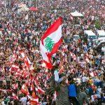 الحكومة اللبنانية تجتمع في قصر الرئاسة لحل أزمة الاحتجاجات