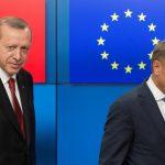 رئيس المجلس الأوروبي: تصريحات أردوغان عن اللاجئين «ابتزاز»
